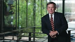 Crow named one of best college presidents