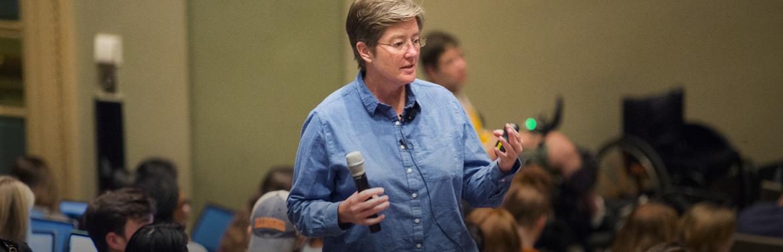 Rebecca Sandefur, ASU Professor and 2018 MacArthur Fellow