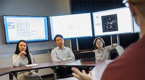 领导与管理硕士 – 数据分析