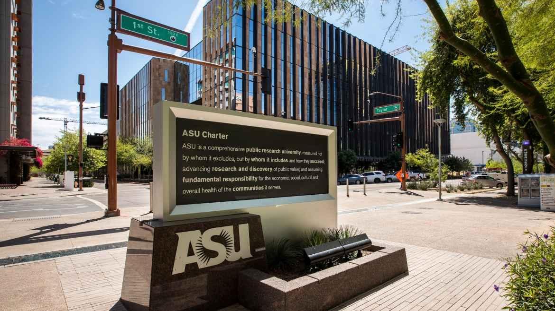 《美国新闻与世界报道》最新报告显示,ASU的33个研究生学位项目进入前20名