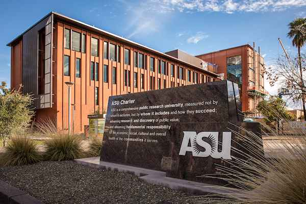 ASU在QS世界大学排名中的美国顶尖院校排名上升了近30位