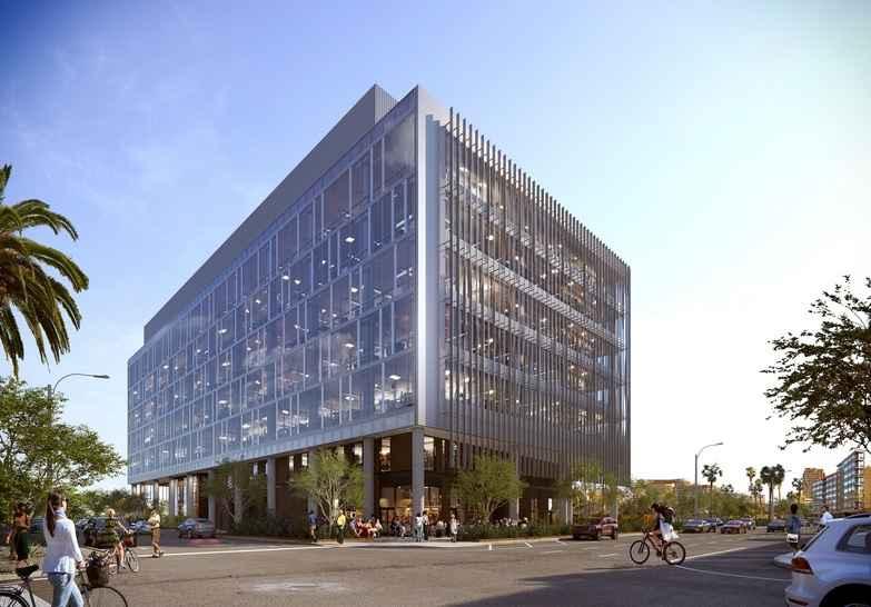 韦克斯福德凤凰城生物医学校园1号楼为经济发展铺平了道路,生物医学研究影响了社区